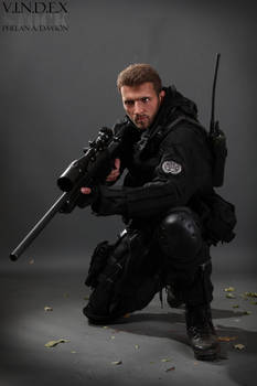 Sniper STOCK XIV