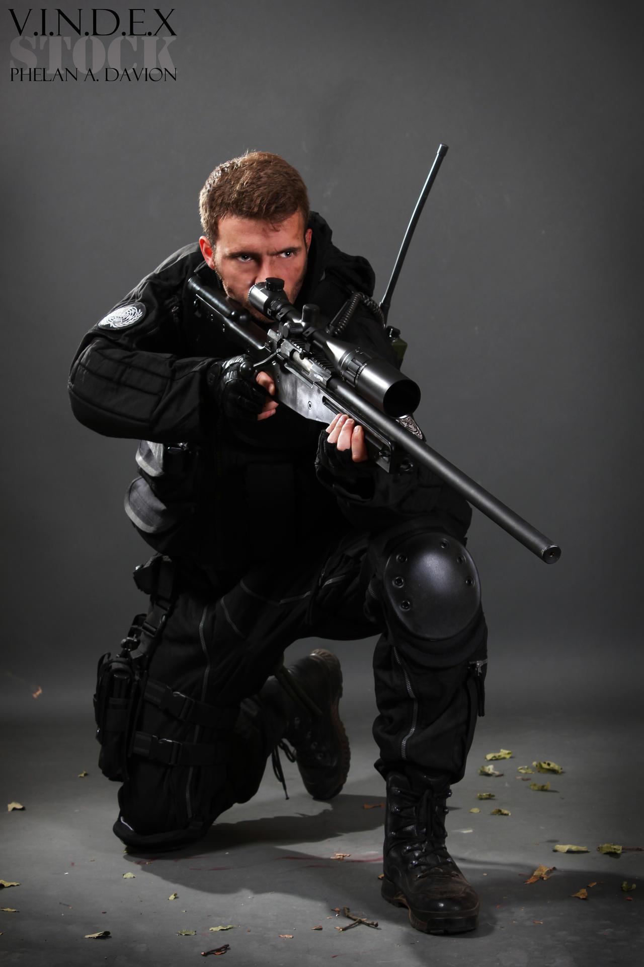 Sniper STOCK XVII by PhelanDavion
