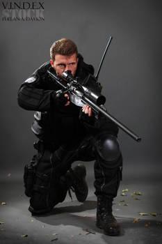 Sniper STOCK XVII