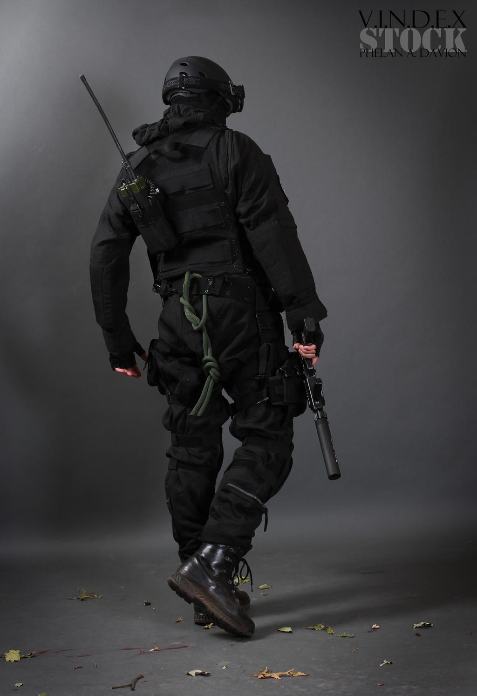 Assault Soldier STOCK XVIII by PhelanDavion