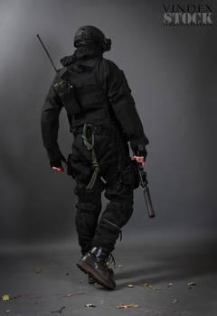Assault Soldier STOCK XVIII