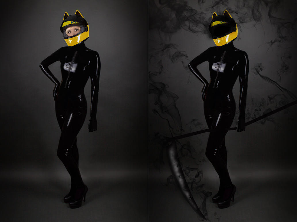 Celty Durarara STOCK by PhelanDavion on DeviantArt