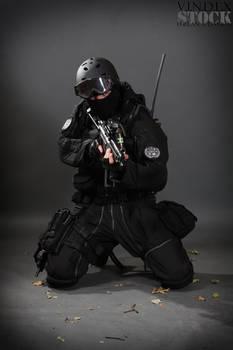 Assault Soldier STOCK XIX