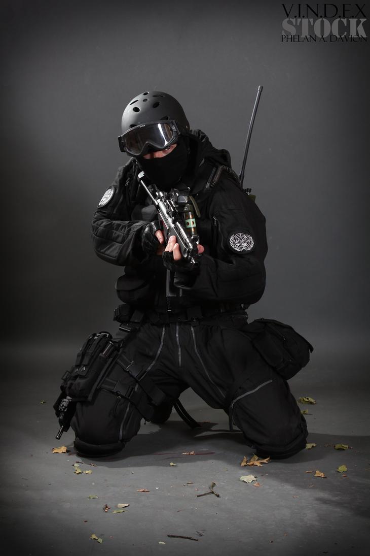 Assault Soldier STOCK XIX by PhelanDavion