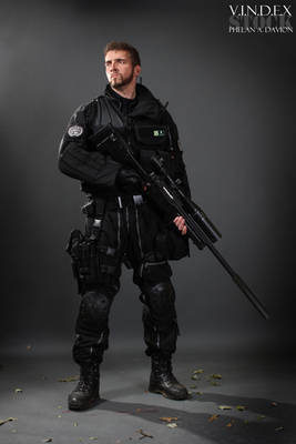 Sniper STOCK XVIII