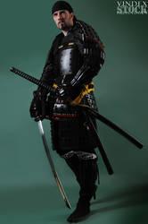 Samurai STOCK XIII by PhelanDavion