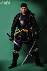 Samurai STOCK XIV by PhelanDavion