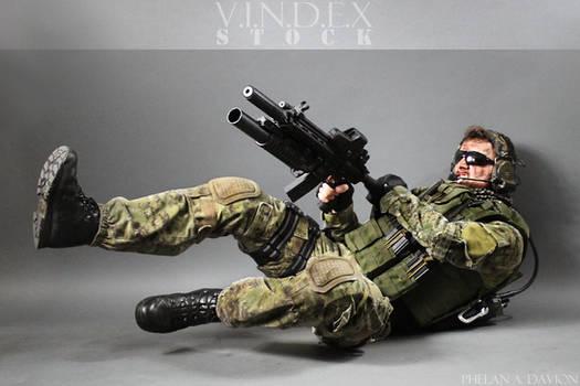 Combat Soldier STOCK II