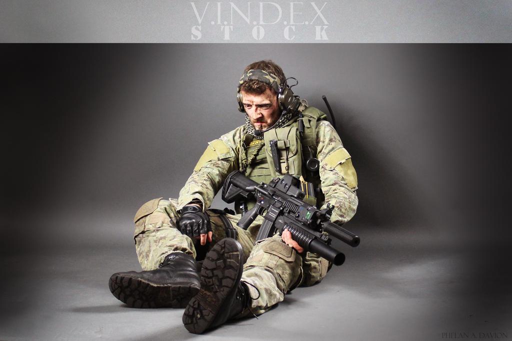Combat Soldier STOCK VII