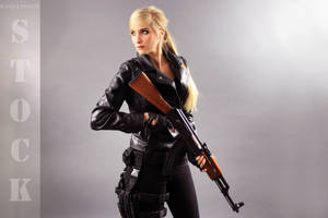 Olesia Anderson - STOCK VIII by PhelanDavion