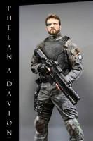 Universal Soldier STOCK IV by PhelanDavion