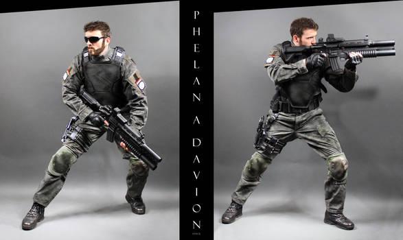 Universal Soldier STOCK VI