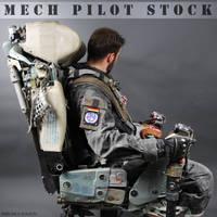 Mech Pilot STOCK II by PhelanDavion