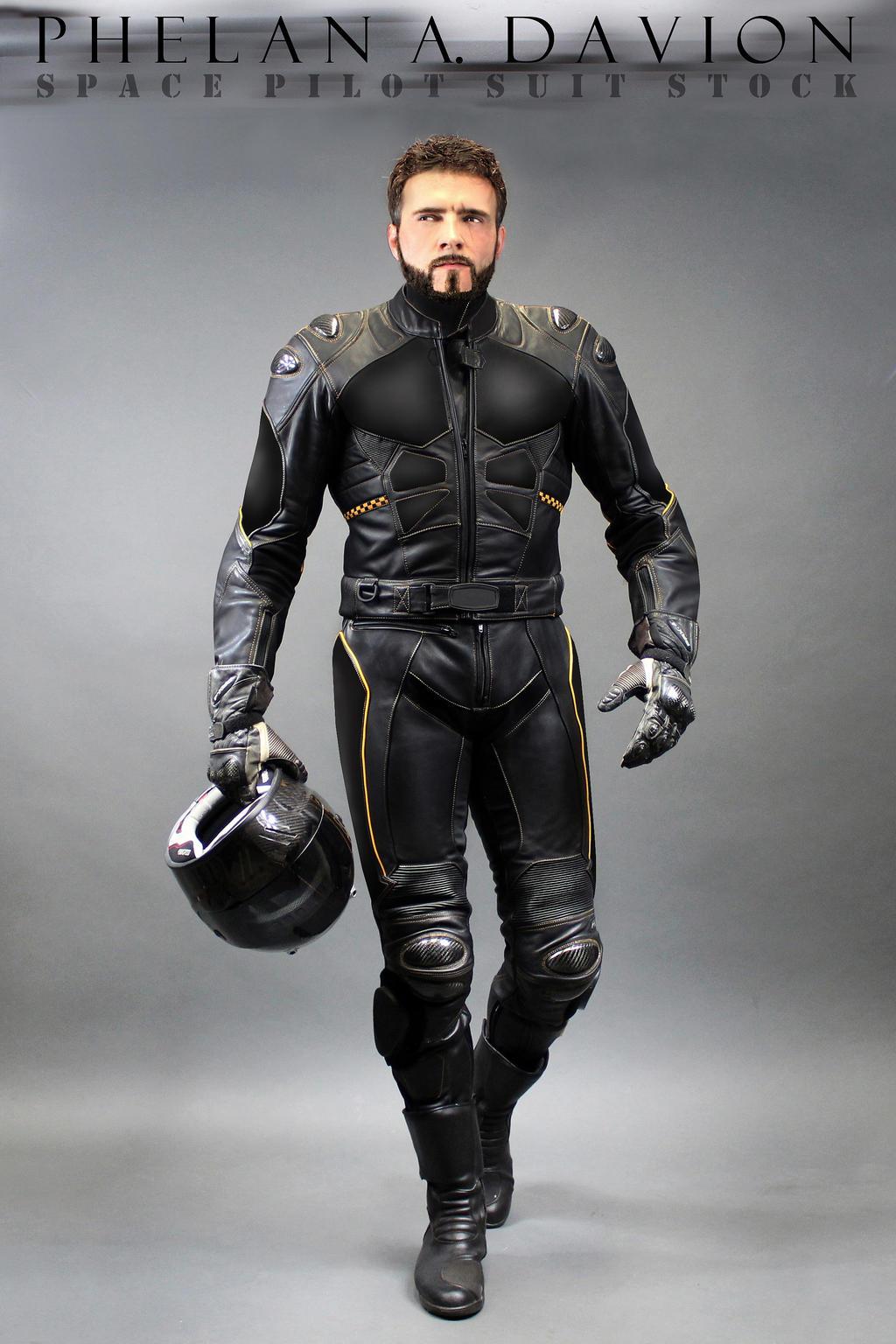 Space Pilot Suit STOCK VI