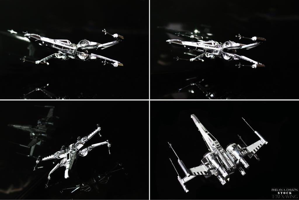 T-70 X-Wing STOCK I by PhelanDavion