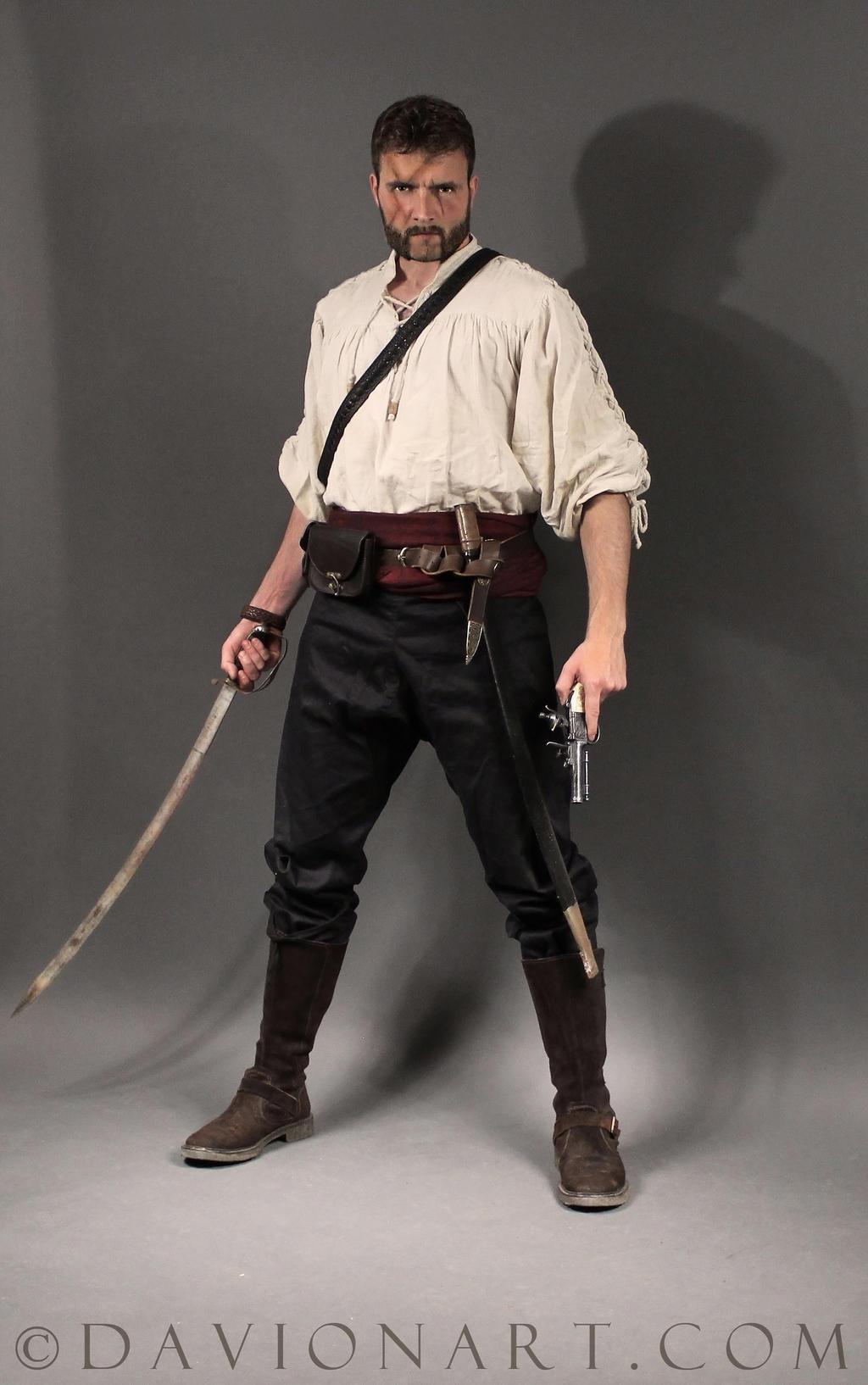 Pirate STOCK II