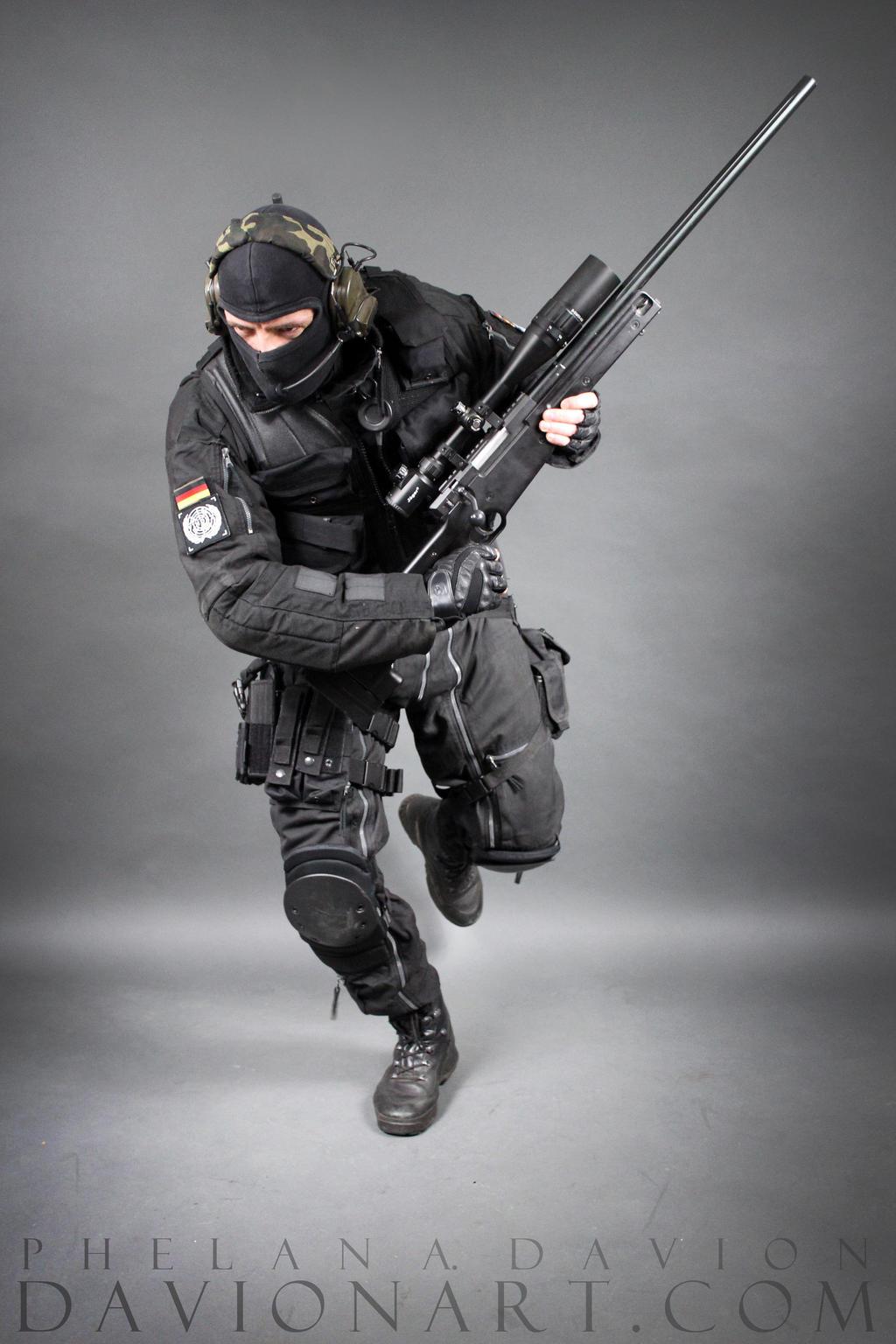 Sniper STOCK XX by PhelanDavion