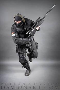 Sniper STOCK XX