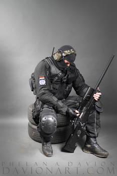 Sniper STOCK XXI
