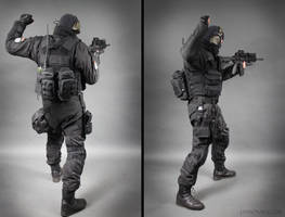 CQB STOCK XI by PhelanDavion