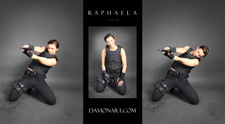 Raphaela STOCK II by PhelanDavion