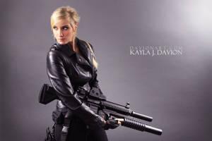 Kayla M203 STOCK by PhelanDavion