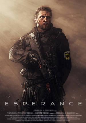ESPERANCE - 2nd Movie Poster by PhelanDavion