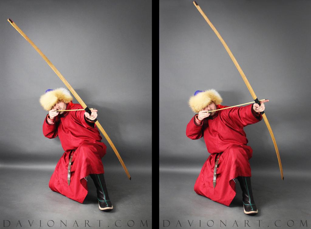 Mongol Warrior STOCK IV by PhelanDavion