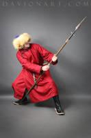 Mongol Warrior STOCK VI by PhelanDavion
