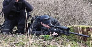 Sniper STOCK XXIII by PhelanDavion