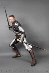 15th Century Knight STOCK IV