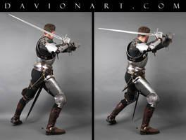 15th Century Knight STOCK V by PhelanDavion