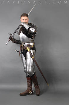 15th Century Knight STOCK VI