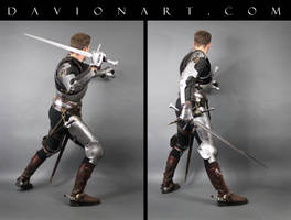 15th Century Knight STOCK VII