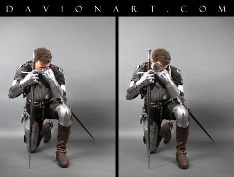 15th Century Knight STOCK VIII