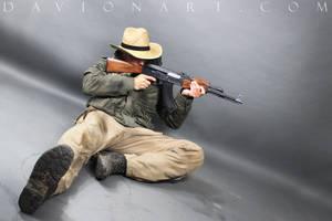 Survival Situation STOCK XXI by PhelanDavion