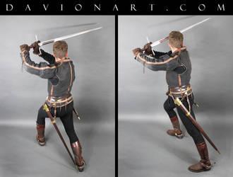 15th Century Knight STOCK XIII by PhelanDavion
