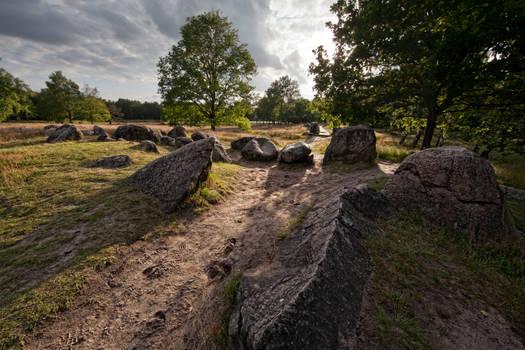 Ancient Rocks STOCK I