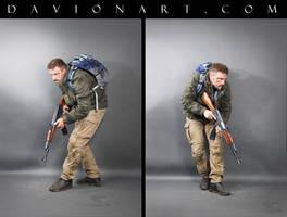 Survival Situation STOCK XXV by PhelanDavion