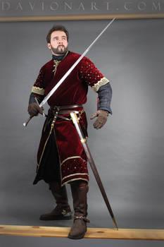 13th Century Knight STOCK I
