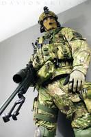 Combat Soldier STOCK II by PhelanDavion