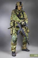 Combat Soldier STOCK VI by PhelanDavion
