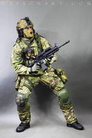 Combat Soldier STOCK VII by PhelanDavion