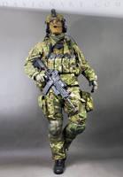Combat Soldier STOCK IX by PhelanDavion