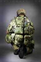 Combat Soldier STOCK XIII by PhelanDavion
