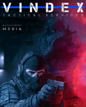 VINDEX Tactical Media Service