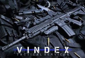 VINDEX TACTICAL SERVICES HK416 (FOR SALE)