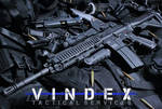 VINDEX TACTICAL SERVICES HK416 (FOR SALE)