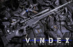 VINDEX TACTICAL SERVICES AW338 (FOR SALE)