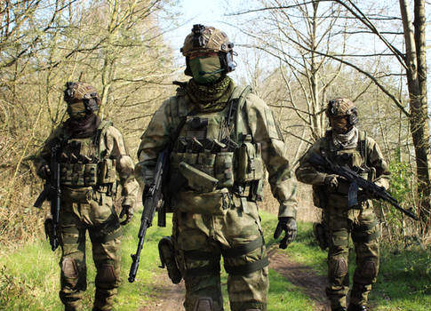 STICH PROFI SPETSNAZ TEAM
